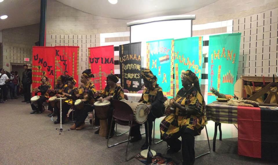 Th anniversary for kwanzaa themed quot our inheritance