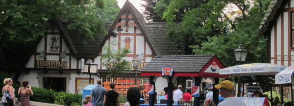 Review Of Hersheypark In Hershey Pa Kids Out And About Buffalo