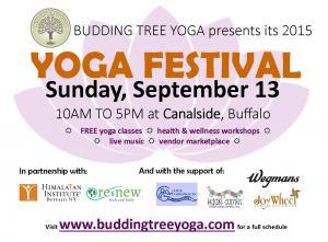 Budding Tree Yoga Festival | Kids Out and About Buffalo