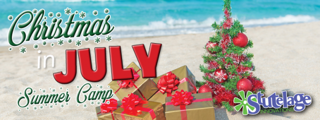 christmas in july summer camp - Summer Christmas