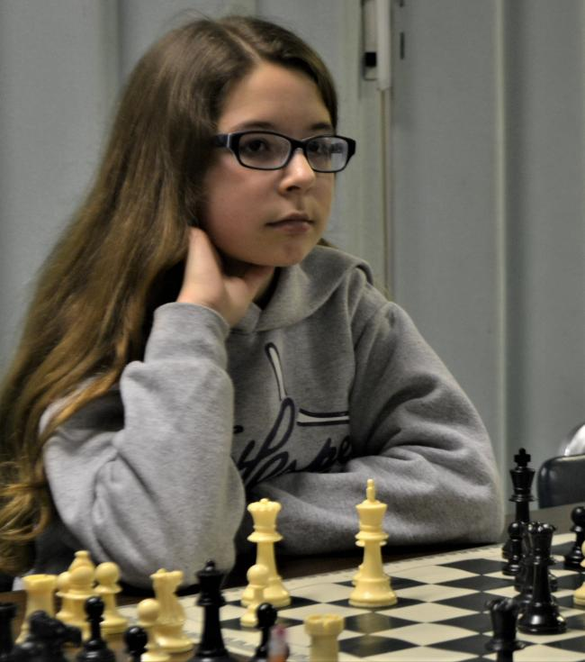 Chess Open House and Reception for Danielle Spencer | Kids Out and
