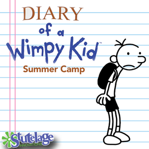 Diary of a wimpy kid summer camp kids out and about buffalo join us for a full week camp celebrating the ten diary of a wimpy kid books campers will create their own non diary full of thoughts and cartoons solutioingenieria Gallery