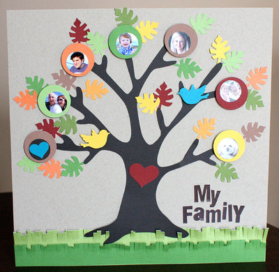 Craft Ideas Grandparents on Family Tree Kids Craft March 2010 Susan Weinroth Width400 Jpg